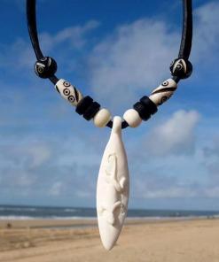 Surferkette Wakeboard Halskette Surfbrett