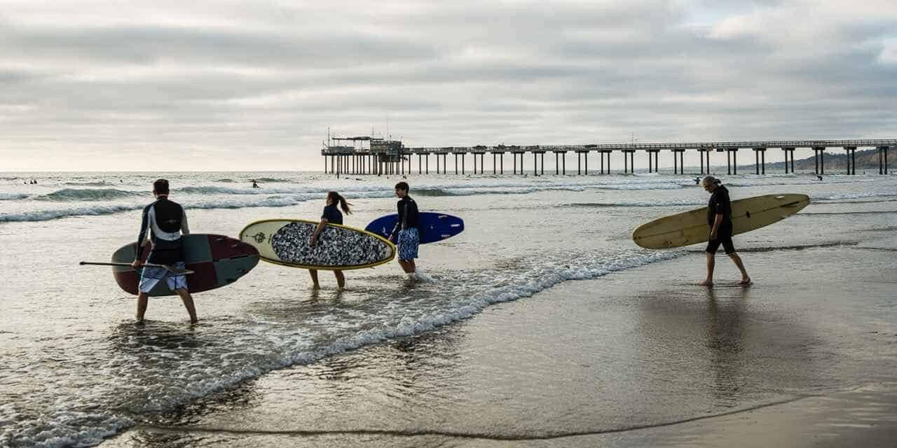 Surferketten